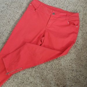 LANE BRYANT  Capris Pants sz 14